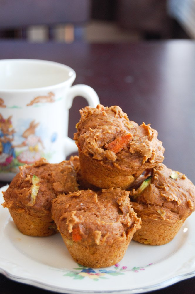 Carrots And Cake Pumpkin Muffins