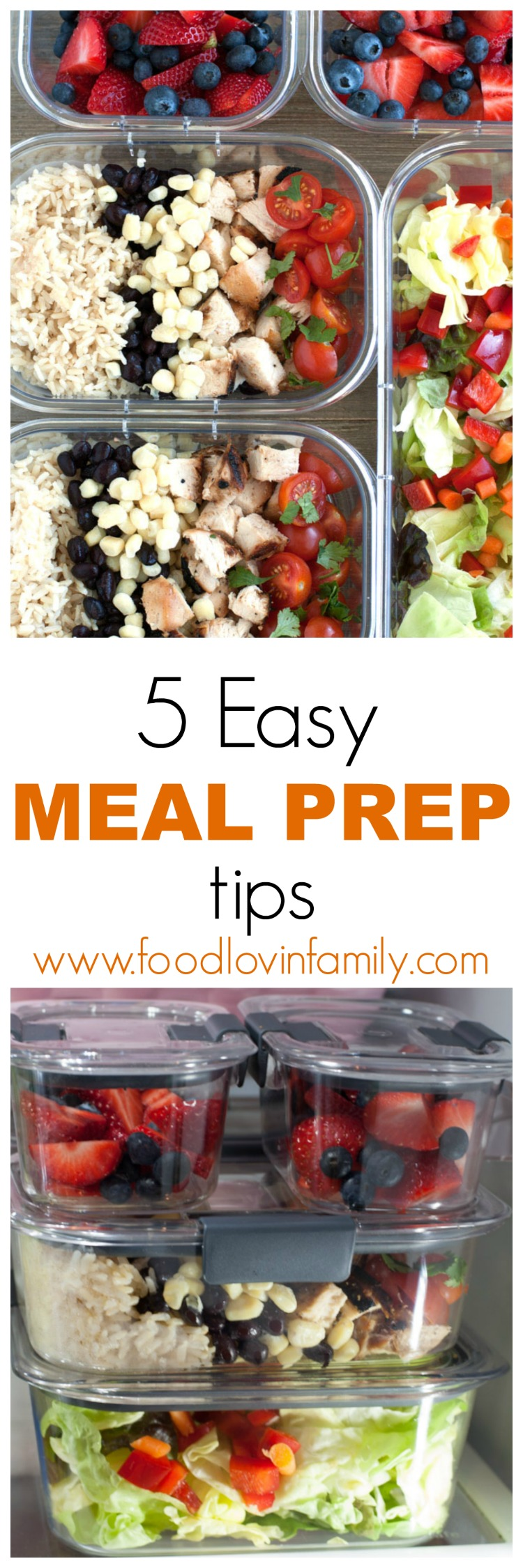 Meal-Prep Plan Tips So You Actually Stick With It