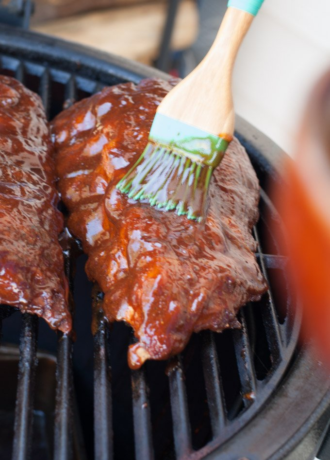 tips for grilling ribs make sure to remove the membrane under the ribs ...