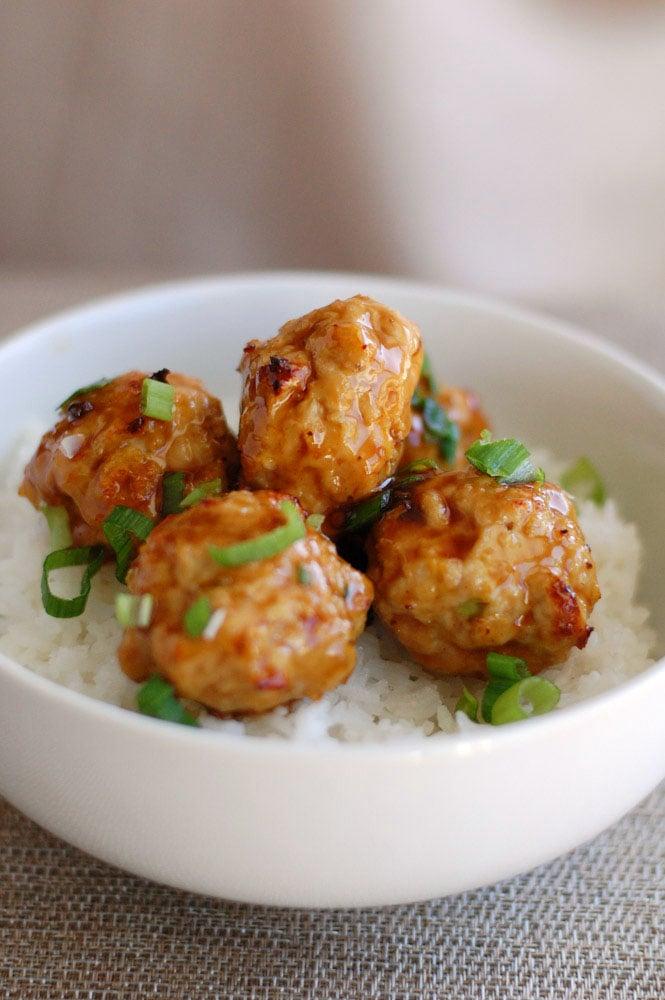 chickenteriyakimeatballs