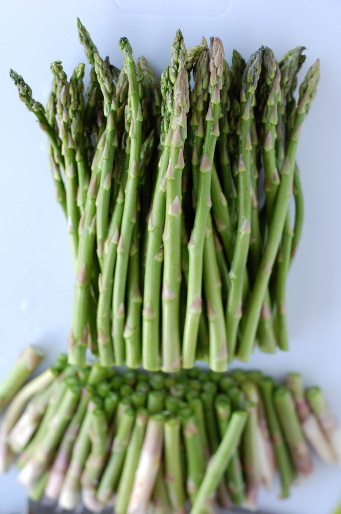 easy asparagus recipes
