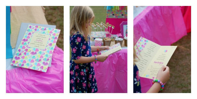 This Glamping party has everything you need including printables, smores pops and tissue paper tassel tutorial.