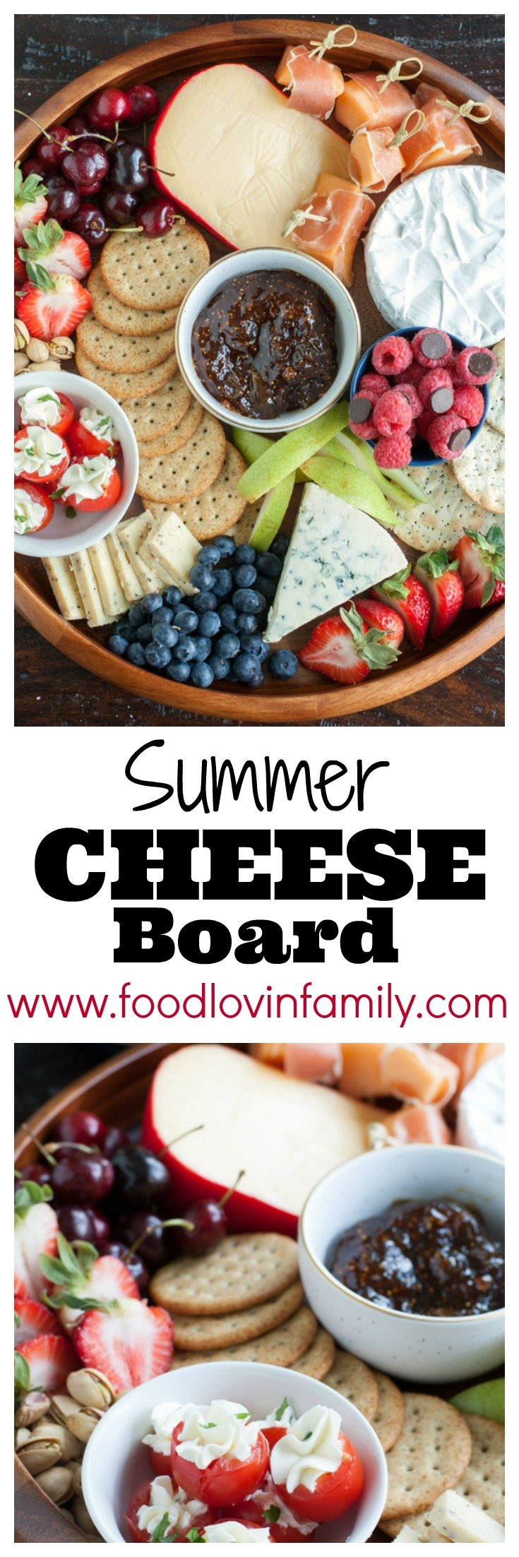Summer Cheese Board PIN