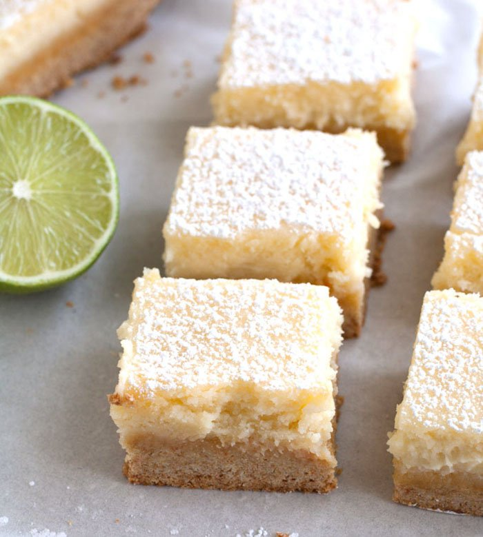 Margarita Bars are a delicious take on ooey gooey butter cake bars. Perfect for Summer.