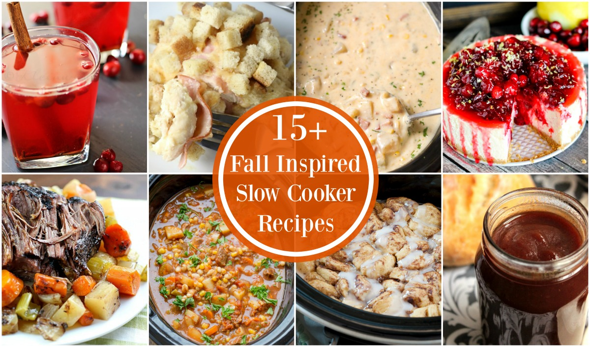 fall slow cooker recipes