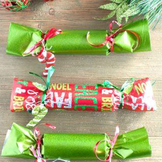 DIY Holiday Crackers