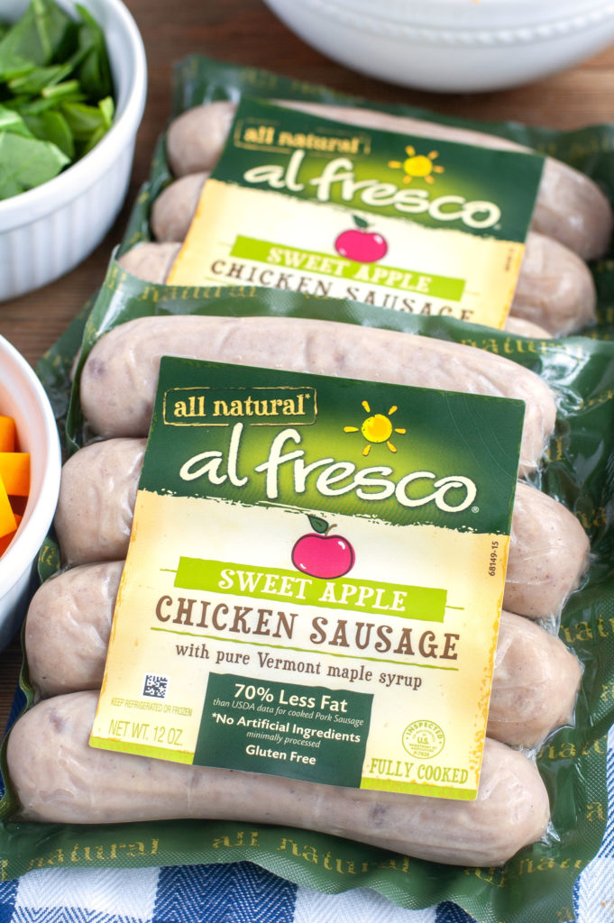 al fresco chicken sausage